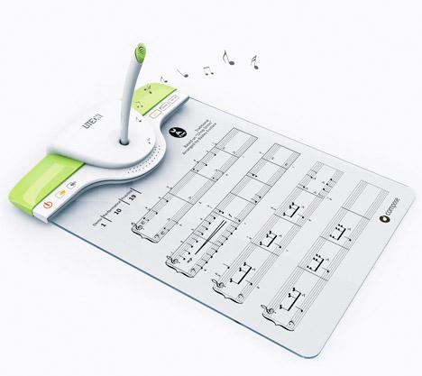 Compose Music Transcriber
