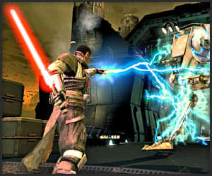 The Force Unleashed Demo