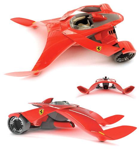Concept: Monza Ferrari