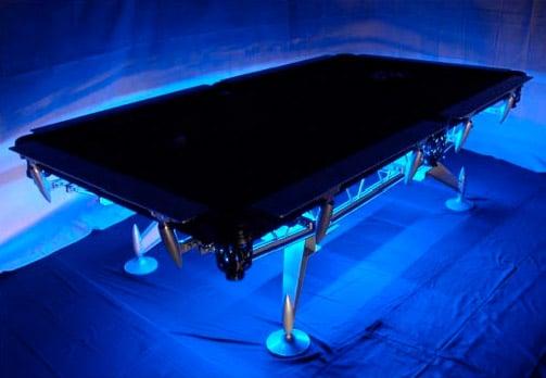 MartinBauer Pool Table