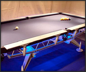 MartinBauer Pool Table