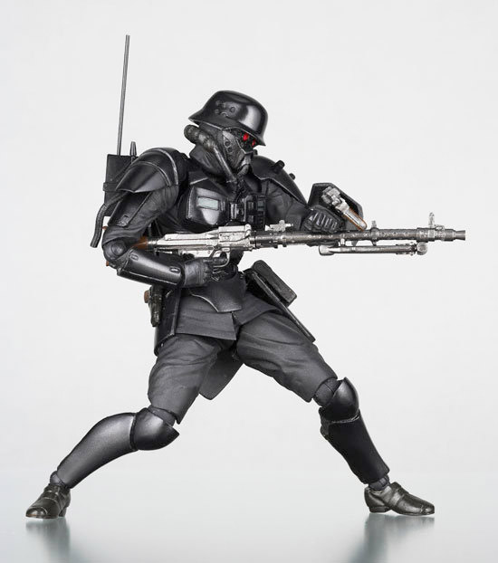 Revoltech Protect Gear