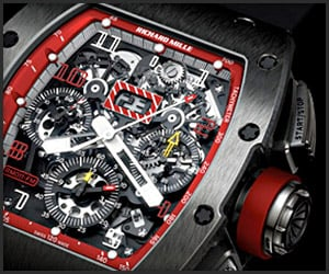 Singapore Grand Prix Watch