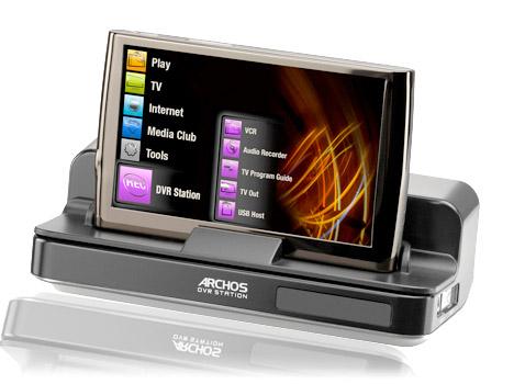 Archos 5 'Net Media Tablet