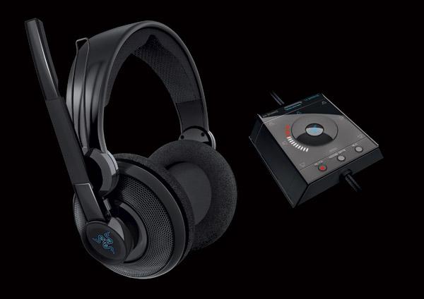 Razer Megalodon Headphones