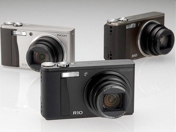 Ricoh R10 Camera