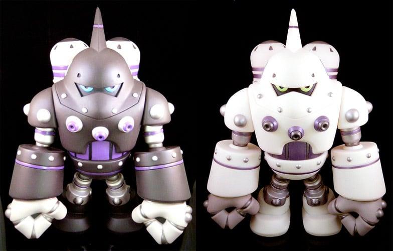 Combat-R Zero Robots