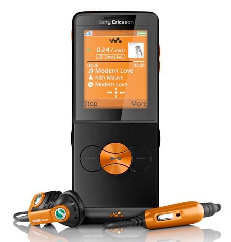 Sony Ericsson W350a
