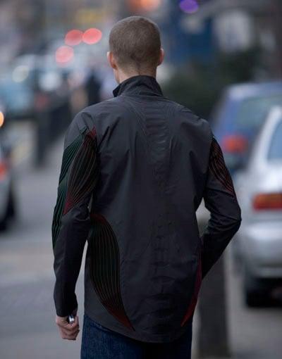 Concept: Illum Cycling Jacket