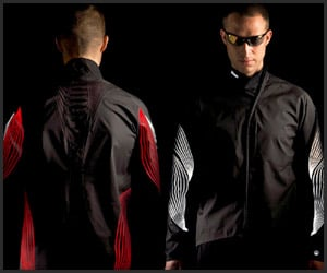 Concept: Illum Cycling Jacket