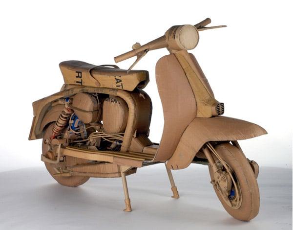 C. Gilmour's Cardboard Art