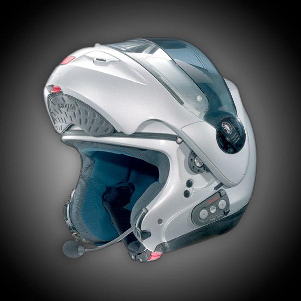 Nolan N102 N-Com Helmet
