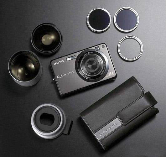 Sony DSC-W300 Camera