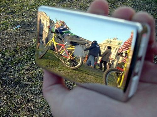 The iPod Mirror