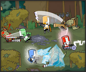 Available: Castle Crashers