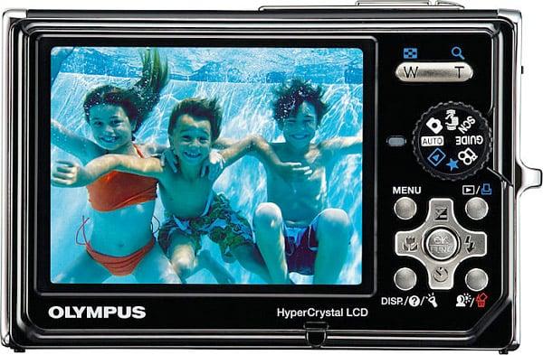 Olympus 1050 SW