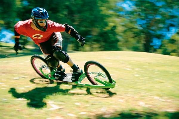 Dirtsurfer Freestyle BMX