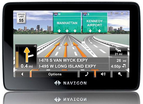 Navigon 7200T