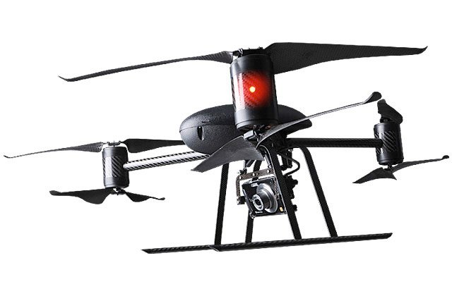 Draganflyer X6 UAV