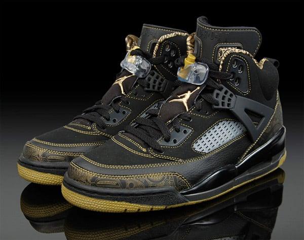 Air Jordan's Spiz'ike