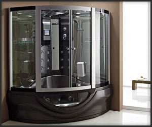 Wellgems Steam Shower