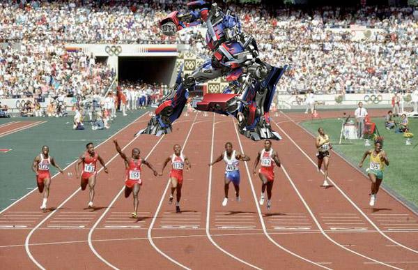 Olympics Photo Hacks