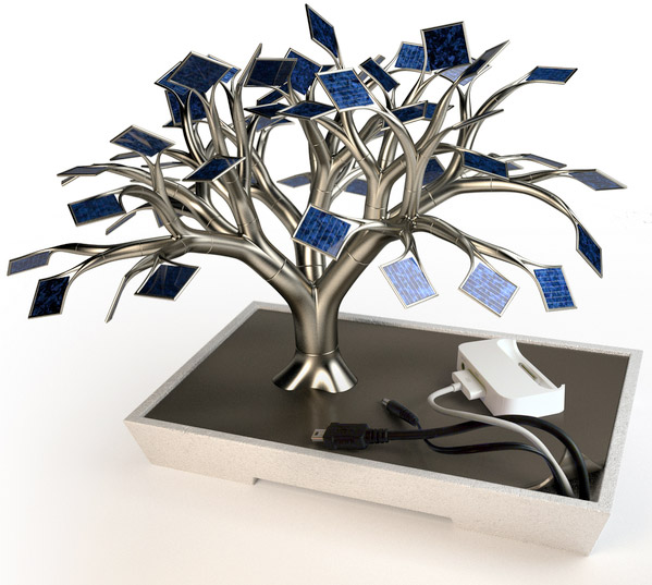 Concept: Solar Tree