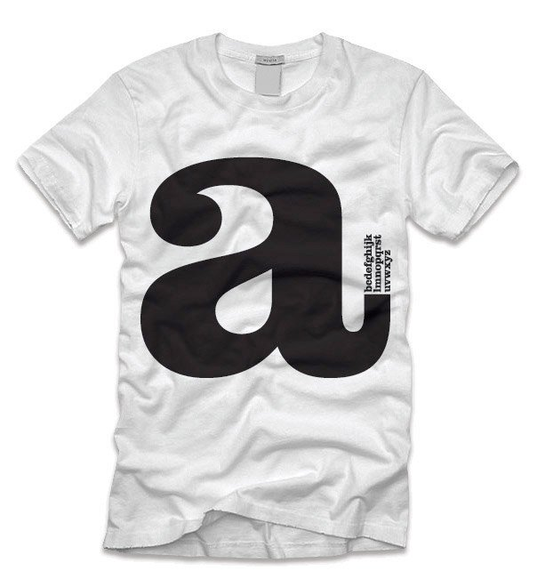Lowercase T-Shirt