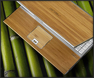 Asus Bamboo Series Laptops