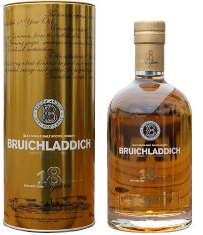 Bruichladdich 18
