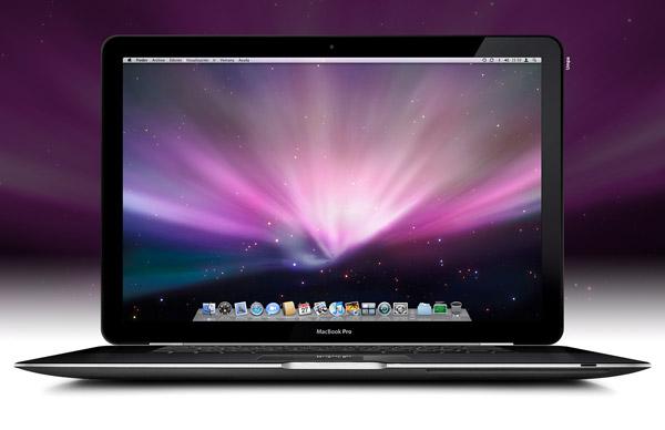 Mockup: MacBook Pro