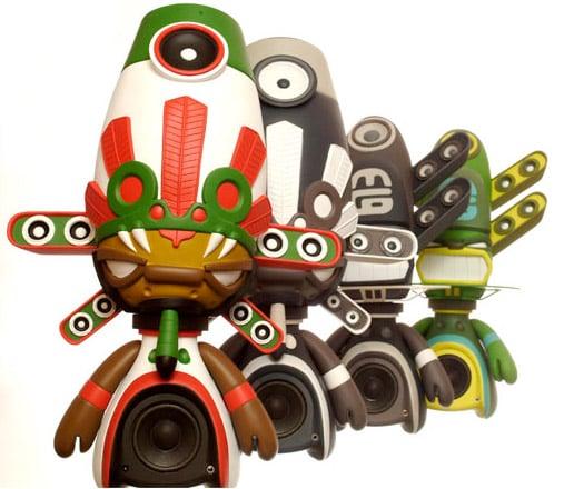 Minigods Speakers
