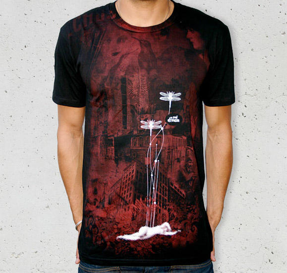 The Red Dream Tee