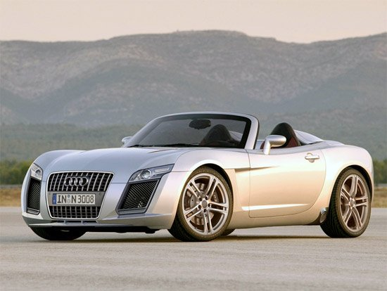 Concept: 2013 Audi R3