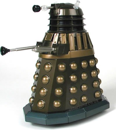 Talking Dalek Alarm Clock