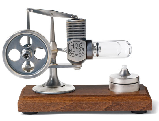 Desktop Stirling Engine