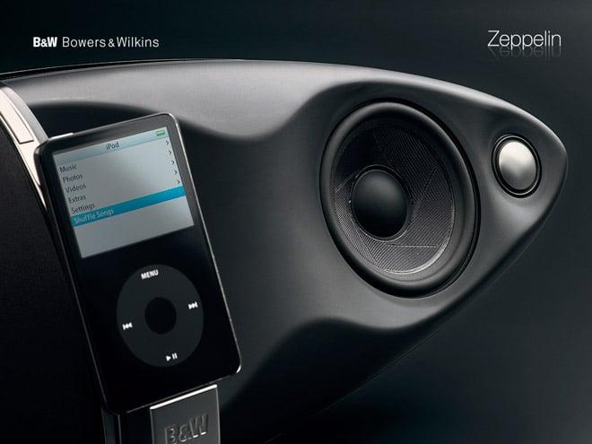 Zeppelin iPod Dock