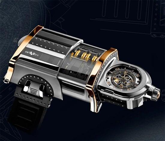 De Witt WX-1 Watch