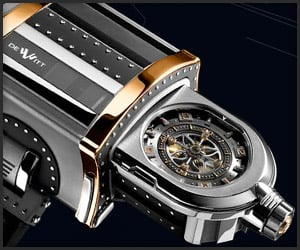 De Witt WX-1 Watch