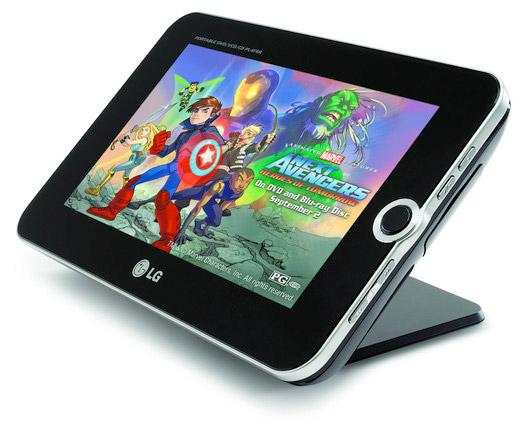LG DP889 Portable DVD