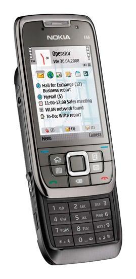 Nokia E66 NAM