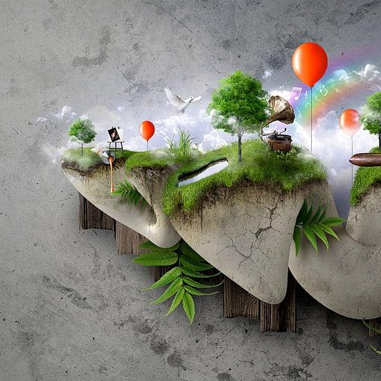 Wallpaper: Tiny World