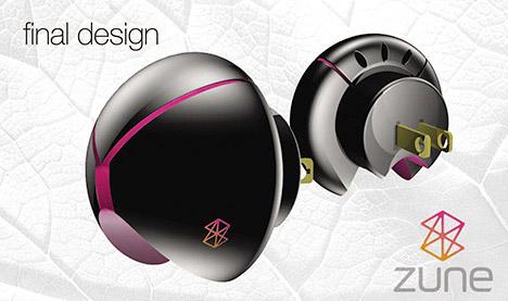 Concept: Zune Bug