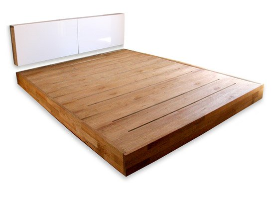 Mash lax platform bed the awesomer for Mash studios lax platform bed