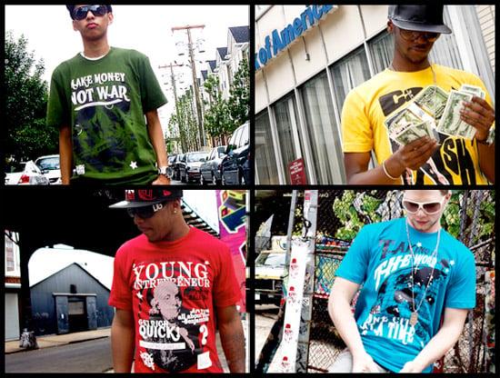 T-Shirt Gang