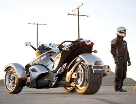 Can-Am Spyder Roadster