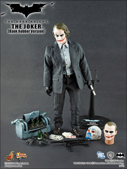 Batman: Bank Robber Joker