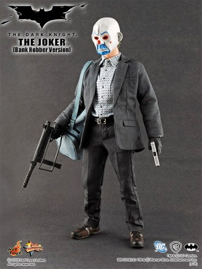 Batman: Bank Robber Joker