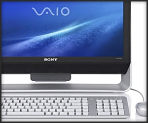 Sony JS All-In-One