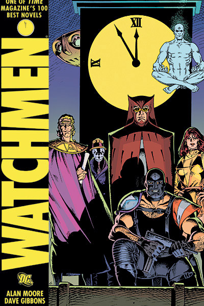 Book: Watchmen (Hardcover)